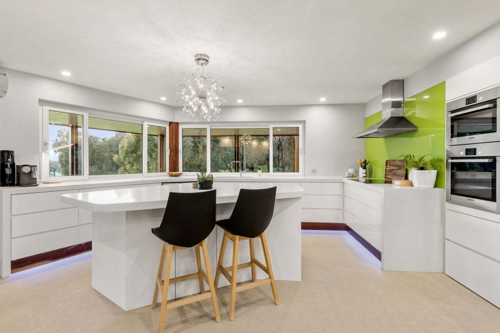 Contemporary Canberra Kitchen